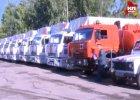 Ukraina: Nie przyjmiemy pomocy od Rosji. To mo�e by� operacja wojskowa