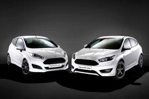 Ford Fiesta i Focus ST-Line | Prawie jak ST