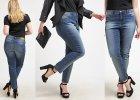 Jeansy plus size na różne okazje - gotowe stylizacje