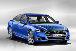 Audi A8 | Czas na emeryturę