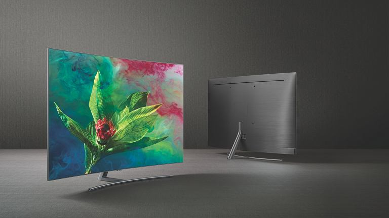 Telewizory smart TV Samsung QLED 2018