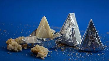 Do produkcji sera topionego używa się tzw. topników