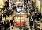 Wagary w galerii handlowej? Stra�nicy miejscy w akcji