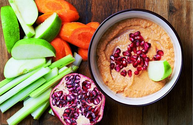 Pyszno�ci z ciecierzycy: humus, falafel, pasztet