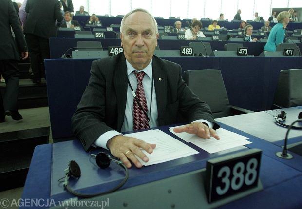 Prof. Gierek nie znalaz� si� na listach wyborczych. SLD: Listy ostatecznie u�o�ymy na pocz�tku lutego