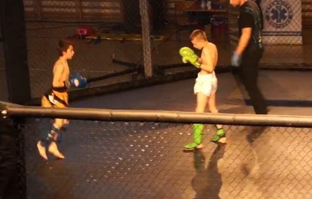 Prokurator: walka 12-latk�w na gali MMA nie by�a niebezpieczna
