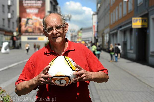 Tadeusz Malicki najwierniejszy kibic Odry od 47 lat