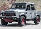Land Rover Defender po tuningu | Chelsea Truck