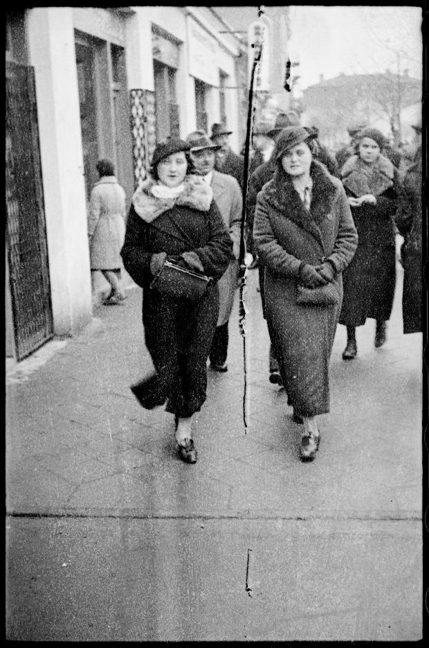 Zdjęcie numer 21 w galerii - Zdarzyło się... 1 listopada 1936 roku. Niepublikowane zdjęcia sprzed 81 lat