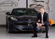 Top 10: najwybitniejsi projektanci samochodów, top 10, samochody, Top 10: najwybitniejsi projektanci samochodów. Henrik Fisker