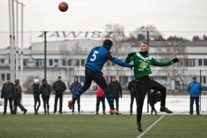 """Piąte sparingowe zwycięstwo Warty Poznań. """"Zieloni"""" testowali kuzyna Manuela Arboledy, ale..."""