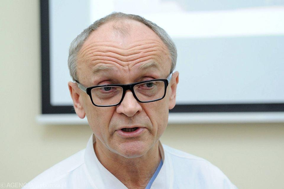 Profesor Piotr Ponikowski