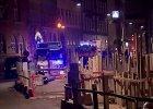 Kolejne strzelaniny w Kopenhadze, przed synagog� i przy dworcu. Nie �yj� dwie osoby, w tym sprawca