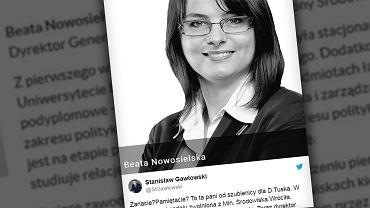 Beata Nowosielska