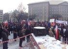 Manifestacje KOD w Katowicach i Bielsku-Białej [ZDJĘCIA i WIDEO]