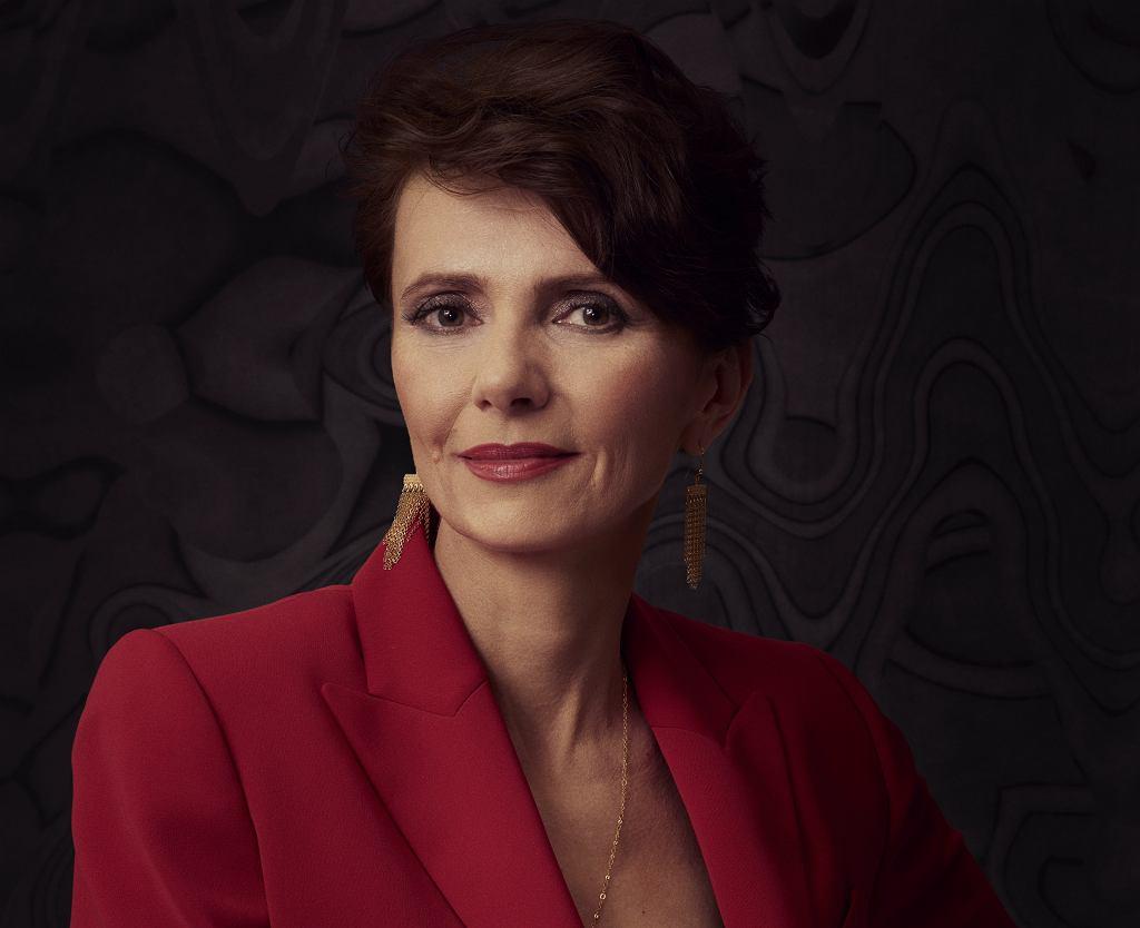 Marta Guzowska (fot. Szymon Kobusiński / STUDIO_BANK) / Marta Guzowska (fot. Szymon Kobusiński / STUDIO_BANK)
