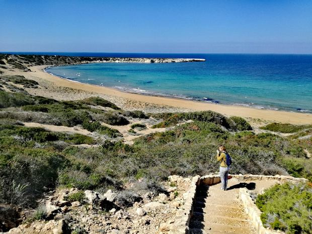 Plaża Lara na Cyprze