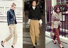 Wielki powrót spodni chinos - zobacz jak nosić je jesienią