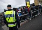 Szwedzka policja zatrzyma�a Polak�w, kt�rzy chcieli napa�� na o�rodek dla uchod�c�w