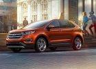 Salon Pary� 2014 | Ford Edge | Du�y SUV dla Europy