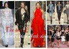 Milan Fashion Week. The best of. Dolce&Gabbana to nasz No. 1! Które pokazy wpadły nam jeszcze w oko?