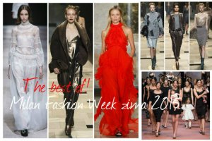 Milan Fashion Week. The best of. Dolce&Gabbana to nasz No. 1! Kt�re pokazy wpad�y nam jeszcze w oko?