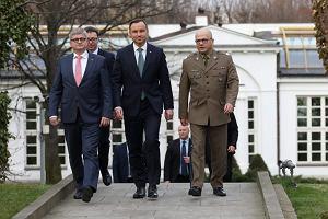 Koniec wojny między MON a prezydentem. Będą nominacje generalskie