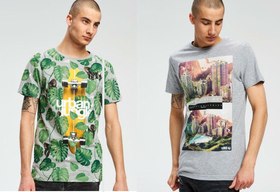 73f8bb2ad897ea Męskie trendy w wiosenno-letniej kolekcji Cropp