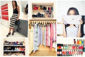 Wschodząca gwiazda modelingu pokazuje swoją szafę! Do jakiej marki Malaika Firth ma największą słabość?