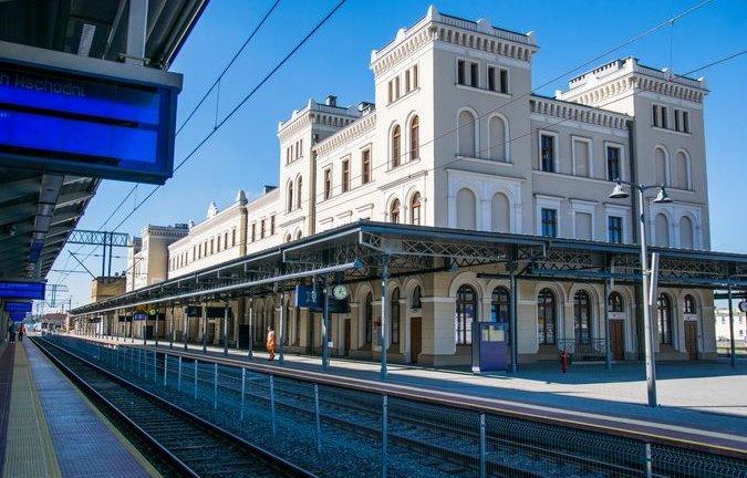 Dworzec kolejowy w Bydgoszczy