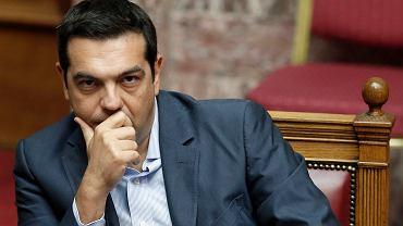 Alexis Tsipras zrezygnuje z funkcji premiera