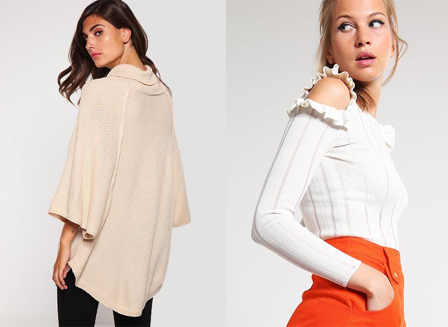 a12b9feb25 Swetry damskie - przegląd najmodniejszych fasonów tego sezonu