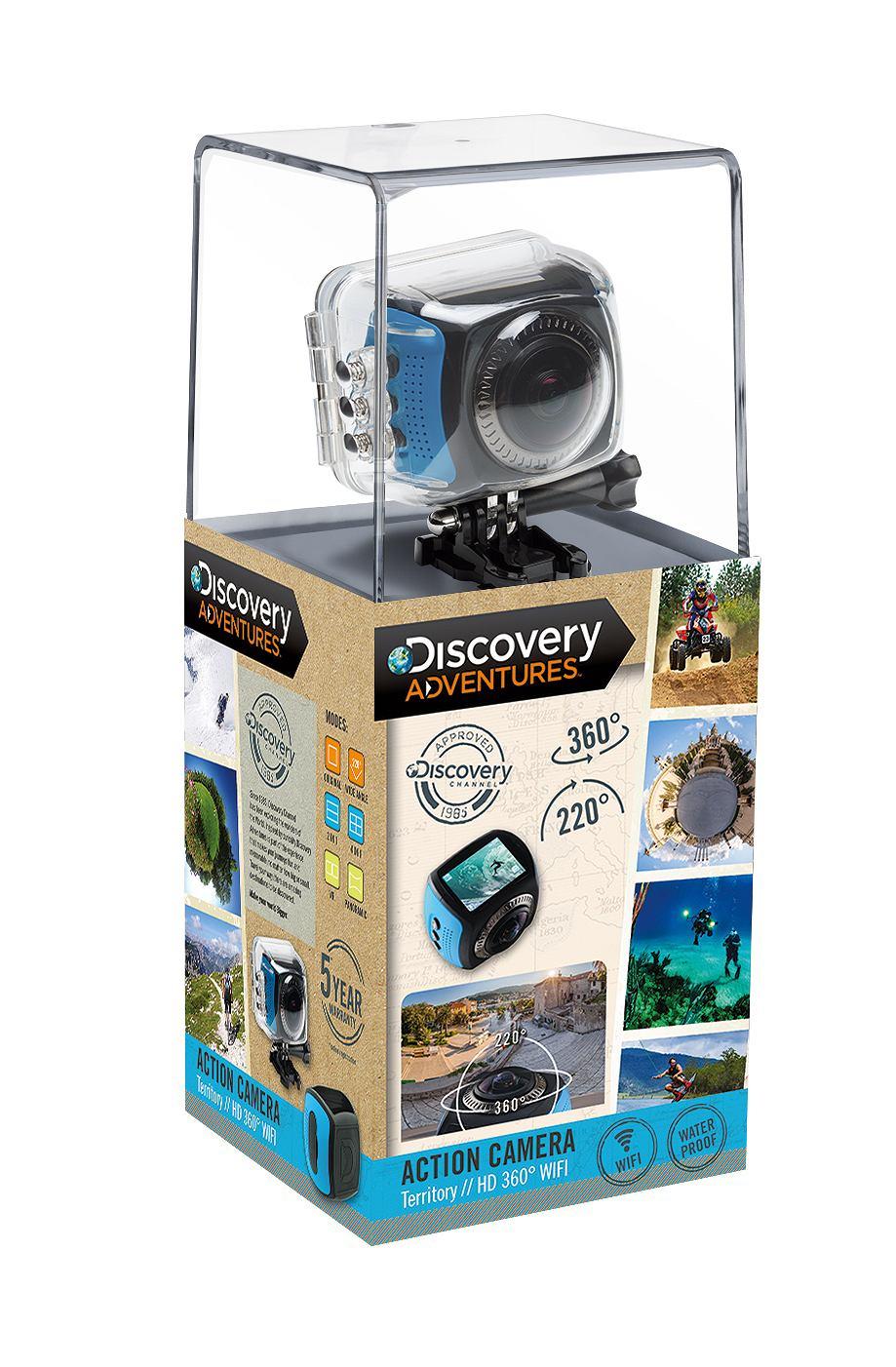Kamera Discovery Box