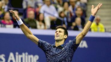 US Open 2018. Novak Djoković