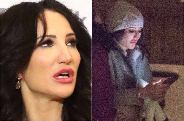 Justyna Steczkowska musiała zadzwonić po policję po tym, jak paparazzi zakłócili jej spokój po koncercie.