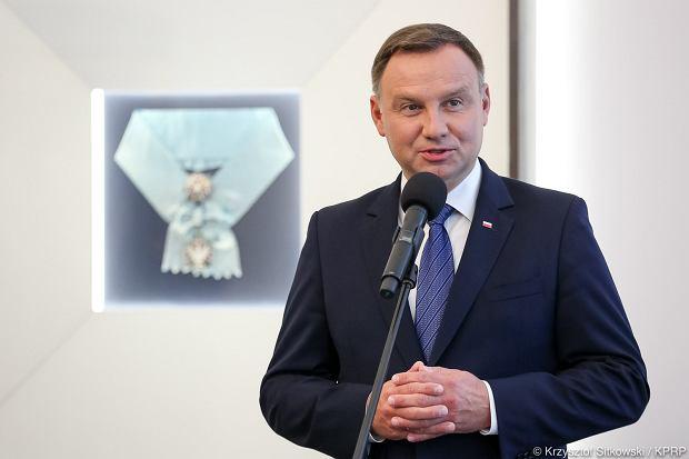 Zdjęcie numer 3 w galerii - Andrzej Duda myślał w Leżajsku o Polexicie? Szczerski: czerpał z ust ojców założycieli UE