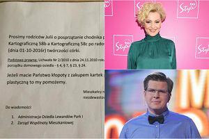 Dorota Szelągowska, Filip Chajzer