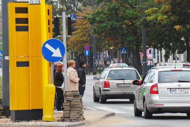 Świąteczny prezent od GITD - fotoradary wróciły na ulice Warszawy