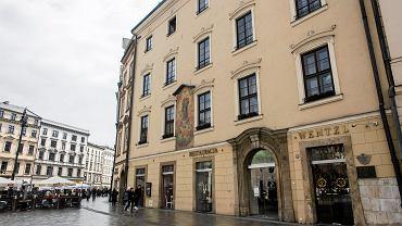 Katarzyna Kukieła jest współwłaścicielką kamienicy, w której mieści się restauracja Wentzl