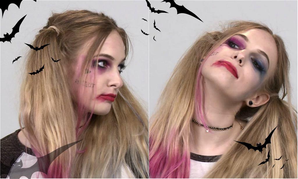 Makijaż Na Halloween Zobacz Jak Pomalować Twarz W Stylu Harley