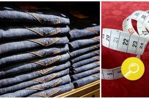 Tajemnice metek: jak dobra� rozmiar spodni?