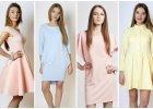 Pastelowe sukienki - ponad 100 propozycji