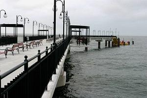 22-latek wszedł ze znajomymi do morza w Międzyzdrojach. Teraz szukają go ratownicy