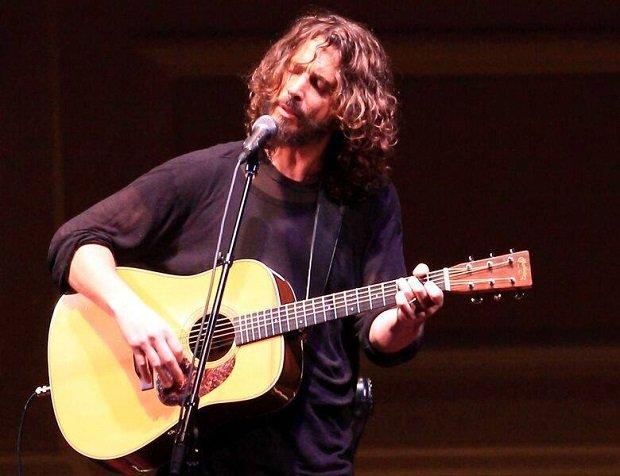 """Wokalista Soundgarden promuje solowy album """"Higher Truth"""". Płyta ukazuje się dziś, 18 września. Do sieci trafił właśnie nowy utwór."""