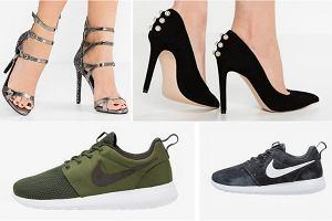 Buty z wyprzedaży zalando