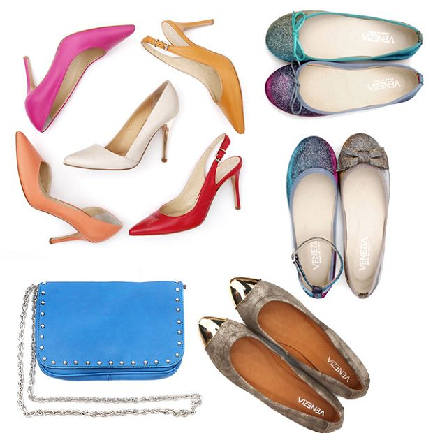 Venezia - buty i torebki kolekcja 2013