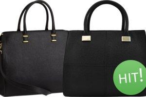 4c0e65e374ab9 Nieprzemijalny hit: proste i pakowne torebki w czerni