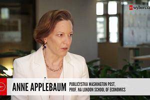 Trump zmienia sens i ducha NATO, każąc płacić za ochronę - A. Applebaum o przemówieniu prezydenta USA w Warszawie