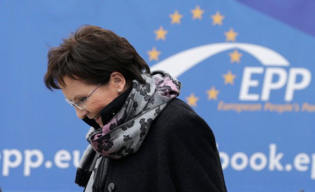 Ewa Kopacz przed szczytem