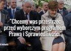 Prezes PiS Jaros�aw Kaczy�ski, Beata Szyd�o